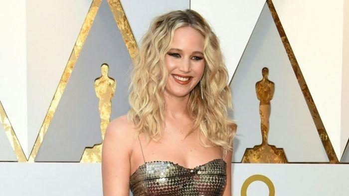 Aktris Hollywood, Jennifer Lawrence.