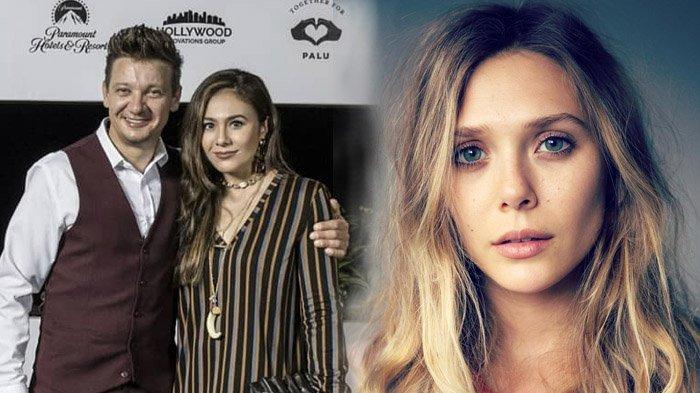 Foto Bareng Jeremy Renner, Wulan Guritno Dibilang Mirip Bintang Avengers Elizabeth Olsen!