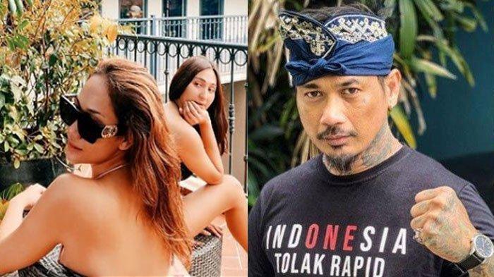 BCL Jalani Isolasi Mandiri Bareng Dena Rachman, Jerinx Beri Sindiran: Tau Arti Kata MANDIRI Nggak?