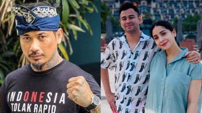 Buntut Endorse Covid-19, Jerinx Kini Singgung Raffi Ahmad & Nagita Slavina yang Promosi Alat Antigen