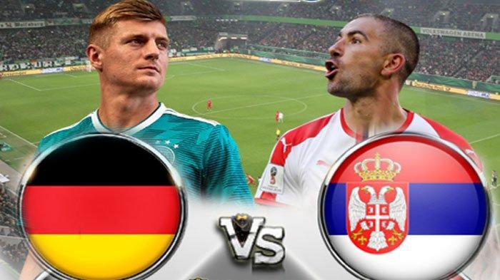 Prediksi Jerman vs Serbia Friendly Match Kamis Jam 02.45 WIB Laga Pemanasan Jelang Piala Eropa