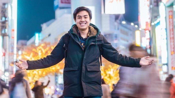 Jerome Polin Masuk Forbes 30 Under 30 Asia, Beasiswa Kuliah Jepang & YouTuber Sukses, Ini Profilnya!
