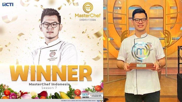 POPULER Profil Jerry Andrean Sang Juara MasterChef Season 7, Impian Sejak SMA Akhirnya Terwujud