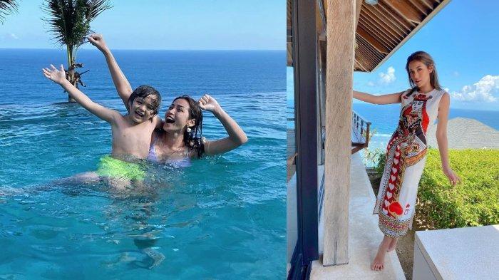 Kini Menetap di Bali, Intip 5 Potret Jessica Iskandar dan El Barack Bahagia Meski Tanpa Richard Kyle