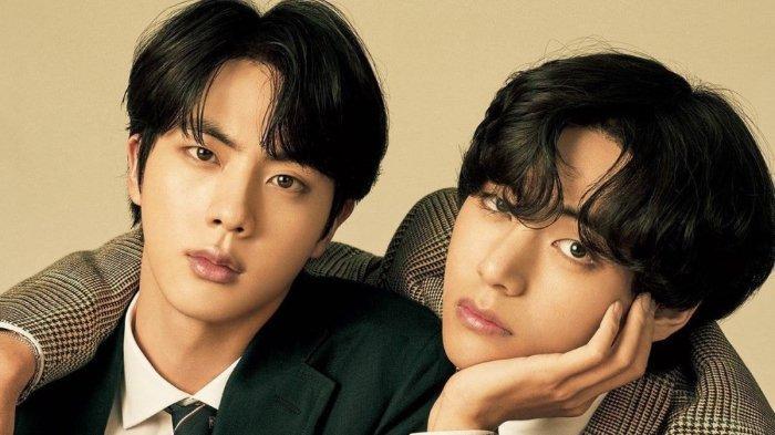 V BTS Lama Tak Beri Kabar hingga Buat ARMY Sangat Rindu, Jin Akhirnya Ungkap Keberadaaan Taehyung
