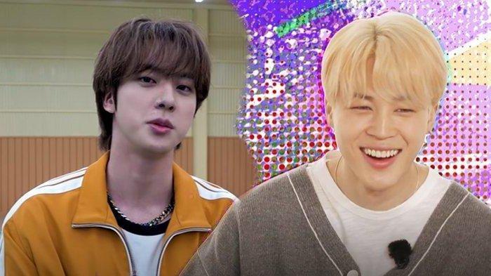 Jimin BTS Ulang Tahun, Jin Bikin Kartu Ucapan Versinya Sendiri dengan Gaya 'LeJINdary'