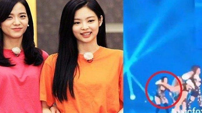 Jisoo BLACKPINK Alami Insiden Kepala Tertendang Jennie, Lihat Ekspresi Dua Personel Lainnya, Kompak!