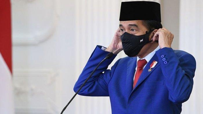 AKHIRNYA Jokowi Ungkap Penyebab Pecah Demo UU Ciptaker Berujung Rusuh, Deretan Hoax Diklarifikasi