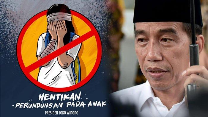 Jokowi Akhirnya Buka Suara Terkait Kasus Audrey, Minta Tindak Tegas!
