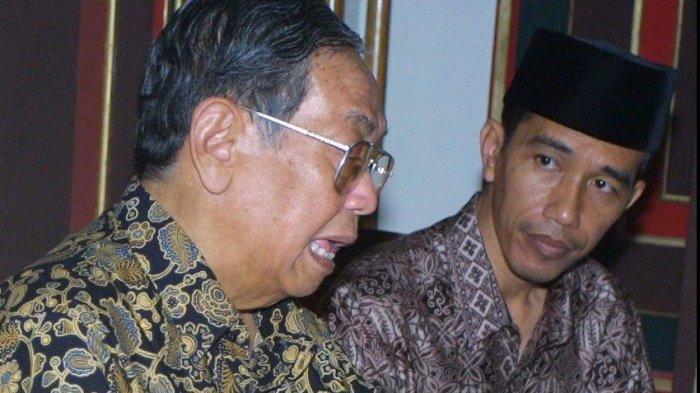 Fotografer Bersihkan CD, Tak Sengaja Nemu Foto Jokowi Cium Tangan Gus Dur, Ada Hal Besar Terungkap!