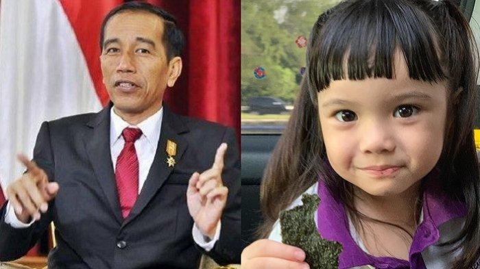 Gempita Anak Gading Marten & Gisella Anastasia Dapat Voice Note dari Jokowi, Isinya 2 Pesan Spesial
