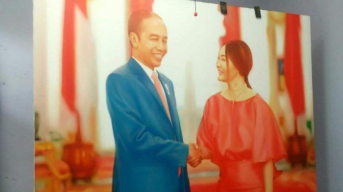 Bahagia Bukan Main, Inul Daratista Pamer Kartu Lebaran dari Presiden Jokowi 'Bikin Atiku Semriwing'