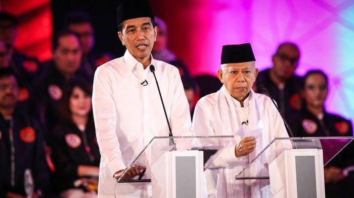Daftar Sederet Komunitas yang Putihkan GBK dalam Kampanye Akbar Jokowi-Maruf Amin