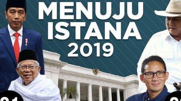 UPDATE HASIL TERBARU Real Count Pilpres 2019 Jokowi vs Prabowo Rabu 8 Mei 07.00 WIB, Sudah 70.84 % !