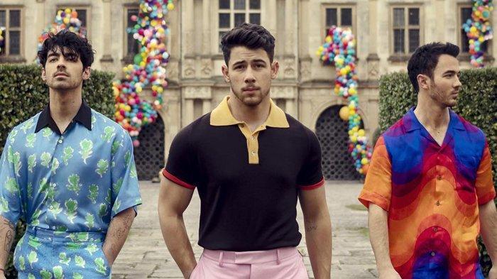 Setelah 6 Tahun Vakum, Jonas Brothers Akhirnya Kembali Rilis Lagu Baru
