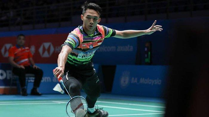Link Live Streaming TVRI Perempat Final Sudirman Cup 2019 Indonesia vs Chinese Taipei 10.00 WIB!