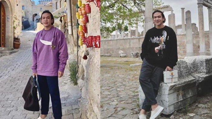 Jordi Onsu Kini Jadi Mahasiswa di Universitas Harvard, Ini Potretnya saat Pamerkan Kampus Baru