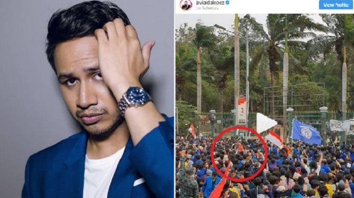 Mahasiswa Jebol Pagar DPR RI Sampai Kena Gas Air Mata, Jovial da Lopez: Hidup Rakyat Indonesia!