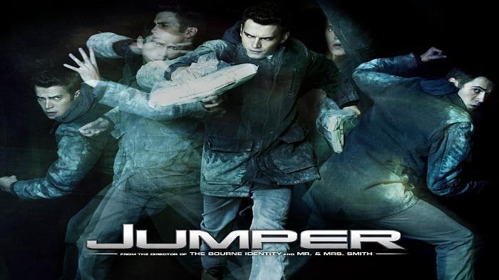 Poster film Jumper.
