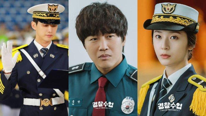 Cuplikan drama Korea Police University