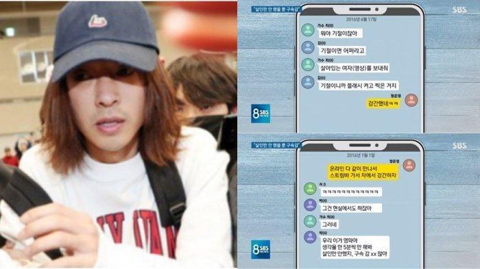Jung Joon Young Bagikan Video Mesum di Grup