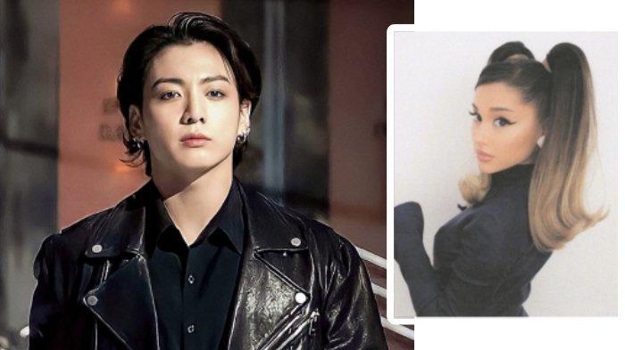 Jungkook BTS Jadikan Ariana Grande sebagai Inspirasi dalam Berkarya