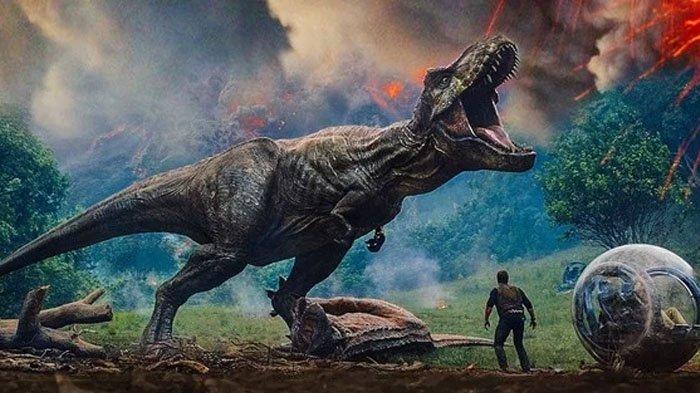 Sinopsis Film Jurassic World: Fallen Kingdom, Kisah Para Dinosaurus Seru Untuk Ditonton Saat Lebaran