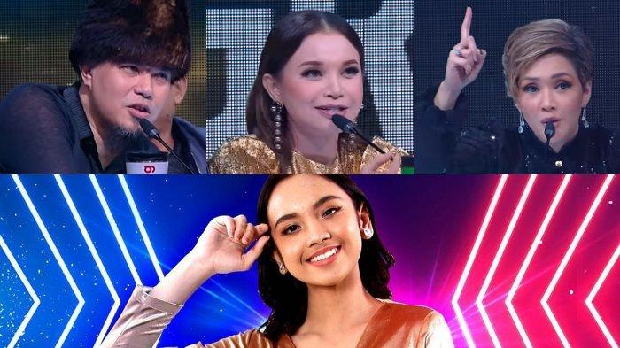 Ahmad Dhani, Rossa, & Maia Estianty Kompak Prediksi Lyodra Ginting Jadi Juara 1 Indonesian Idol