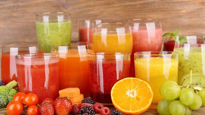 Makanan Idul Fitri Bikin Kolesterol Naik? Konsumsi Beberapa Jus Buah Ini Untuk Menetralkannya