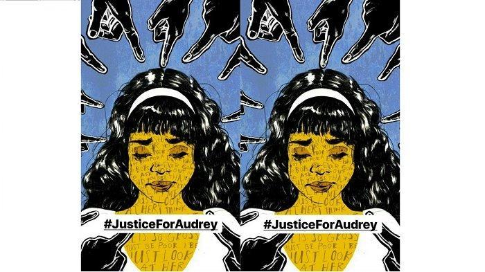 Pihak Keluarga Audrey Tak Percaya dengan Hasil Visum, Pengacara Sodorkan Foto-foto Ini Sebagai Bukti