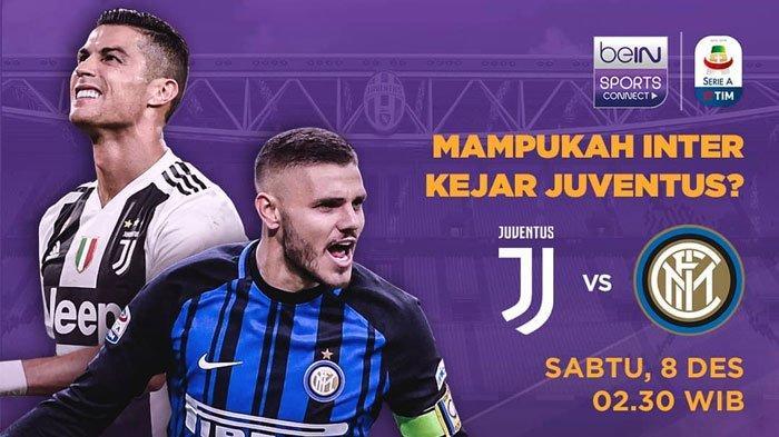 Prediksi Serie A Juventus Vs Inter Milan Sabtu Jam 02.30 WIB, Nyonya Tua Kian Perkasa