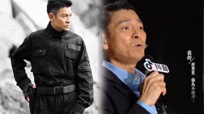 Masih Ingat Andy Lau? Begini Kabarnya Sekarang: Tetap Gagah di Usia Dekati Kepala 6, Intip Potretnya