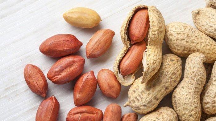 Kandungan nutrisi kacang tanah yang baik untuk tubuh