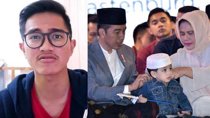 Jan Ethes & Sedah Mirah Dibelikan Oleh-oleh Jokowi, Kaesang Pangarep Komentar dan Langsung Viral