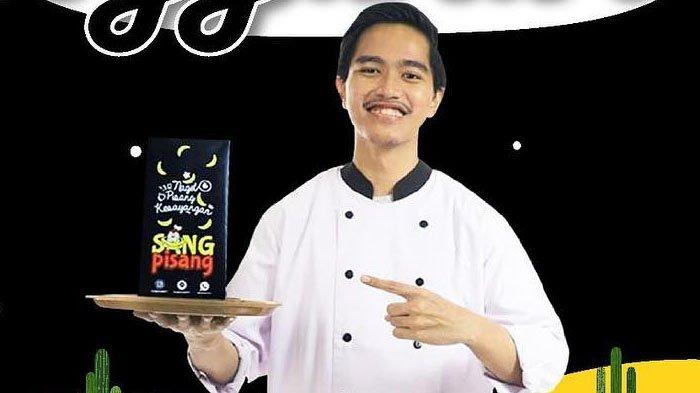 Kaesang Pangarep Tak Terima Saat Nama Brand Usaha 'Sang Pisang' Ditiru Penjual Pisang Krispi di Solo