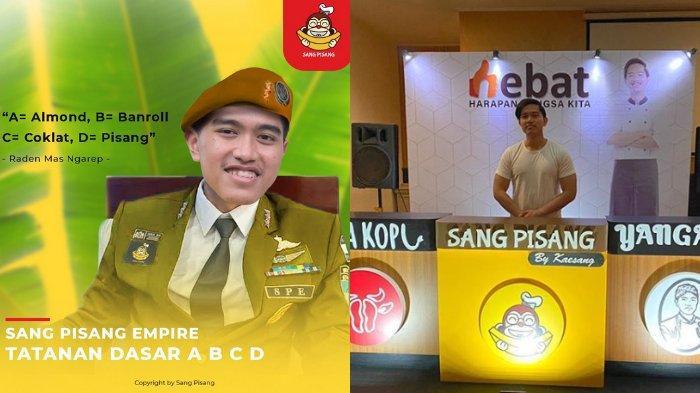 Buat Publik Ramai Unggah Meme Mirip Kerajaan Sunda Empire, Intip Deretan Bisnis Kaesang Pangarep