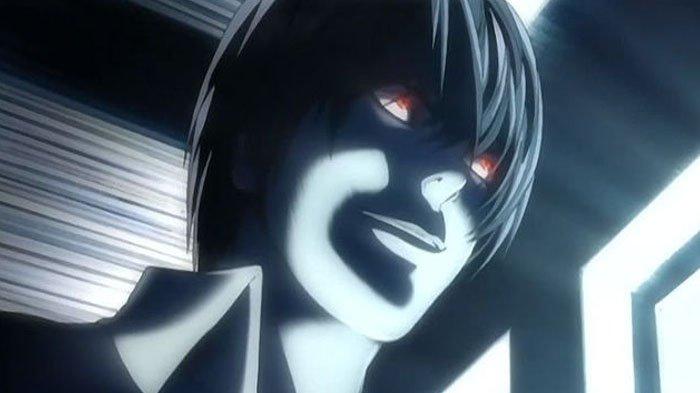Death Note salah satu anime yang bisa membuat penontonnya berpikir