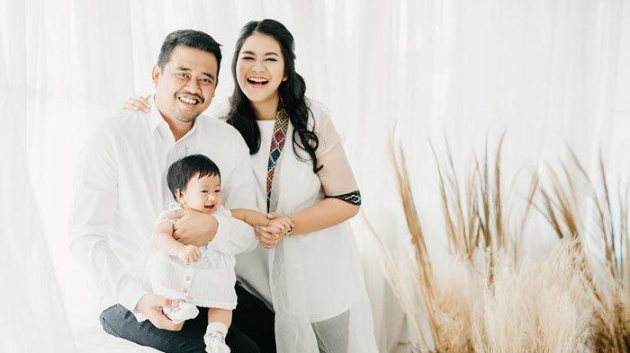 Kahiyang Ayu rayakan ulang tahun Bobby Nasution