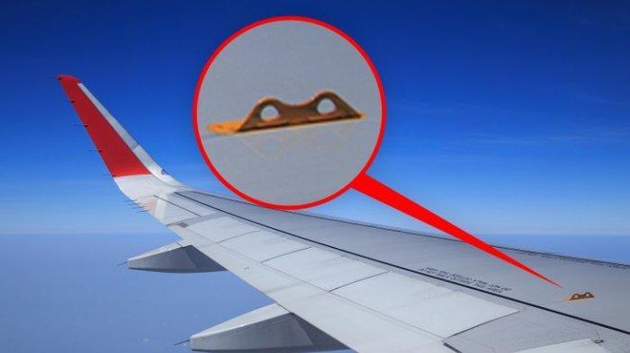 5 Benda Kecil dan Misterius Ini Ada di Dalam Pesawat, Sangat Penting untuk Keselamatan Penumpang