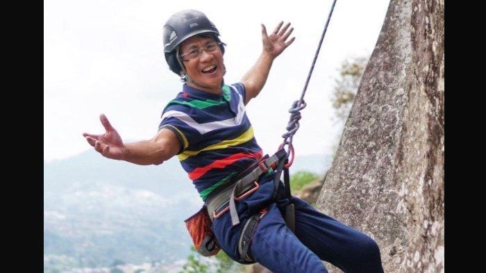 Usia Menginjak 70 Tahun, Kak Seto Pamer Olahraga Panjat Tebing Sampai Tangan Luka: 'Seru Sekali!'