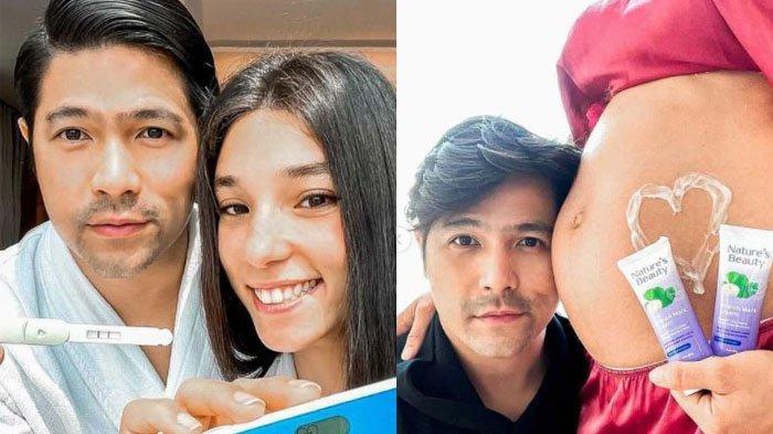 Kakak Jessica Iskandar, Erick Iskandar mengumumkan kehamilan istrinya
