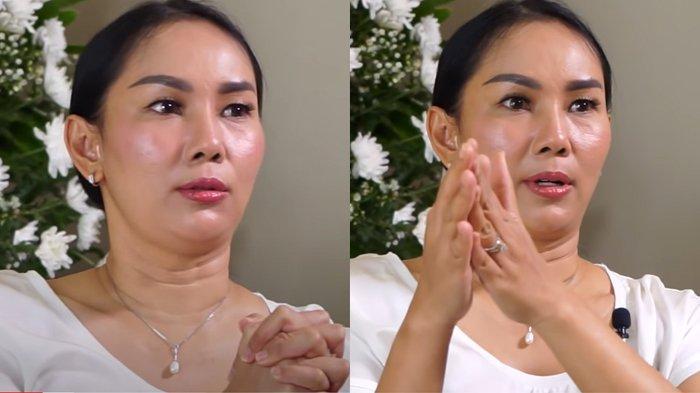 TANGIS Kalina Pecah Ungkap Penyebab Batalnya Nikah dengan Vicky Prasetyo, Ayah Belum Merestui