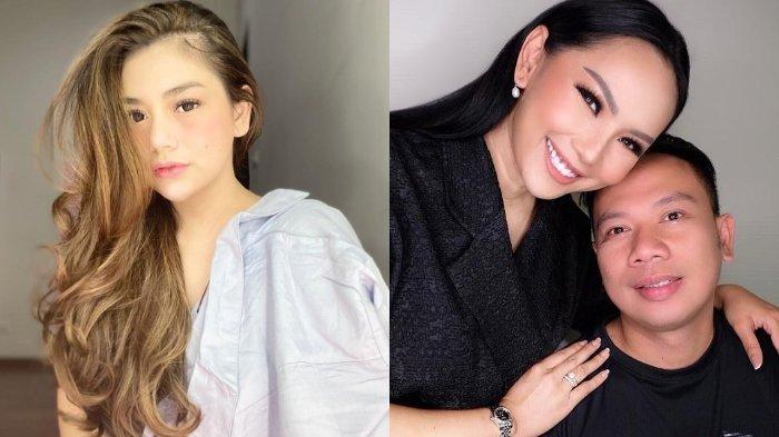 Kalina Ocktaranny beberkan alasan repost video Vicky Prasetyo bareng Celine Evangelista