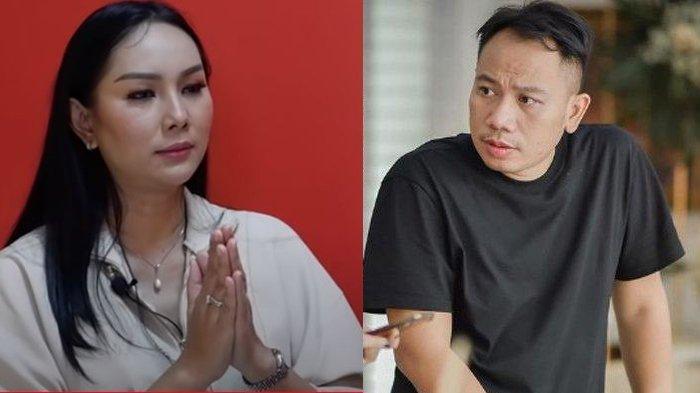 'Suatu Saat Aku Mati, Urus Jenazahku,' Kalina Ocktaranny Ingin Meninggal di Pelukan Vicky Prasetyo