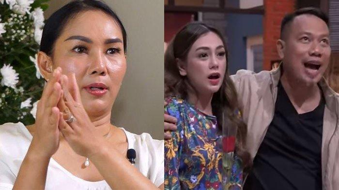 Vicky Prasetyo Kepergok Gombalin Celine Evangelista, Kalina Ocktaranny Beri Sentilan: Kapan Berubah?