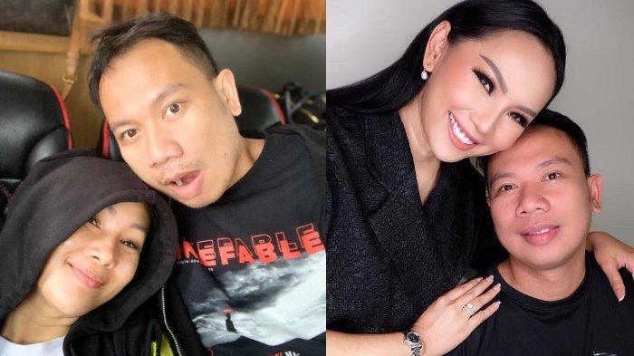 Sambut Tahun 2021, Kalina Ocktaranny Akui Sudah Tak Sabar Jadi Istri Vicky Prasetyo: Bismillah