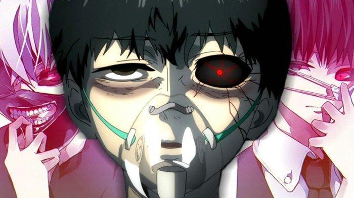 Urutan Nonton Anime Tokyo Ghoul dari Awal hingga Akhir Biar Lebih Paham Alur Ceritanya