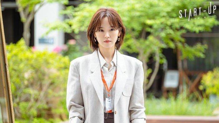 Kang Han Na, pemeran drakor Start-up