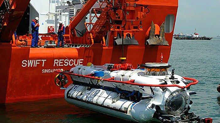 Mengintip Teknologi MV Rescue Singapura, Kapal Penyelamat yang Bantu Temukan KRI Nanggala 402