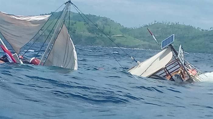 Setelah Liput Kunjungan Jokowi, Kapal yang Ditumpangi Wartawan Istana Terbalik, Ini Kronologinya